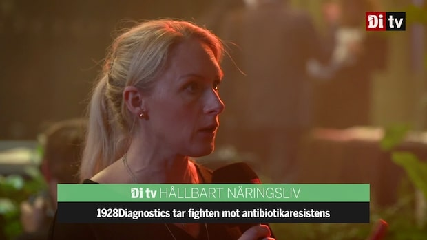 Bolagets DNA-screening stoppar antibiotikaresistens