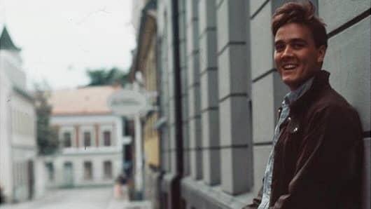 Klas Sivén är språkrör för Grön Ungdom Syd. Foto: Ola Krondahl