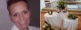Efter Jennys död – nu hyllar pappan polisen