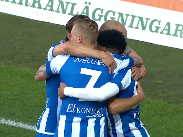 Höjdpunkter: IFK Göteborg-Sirius
