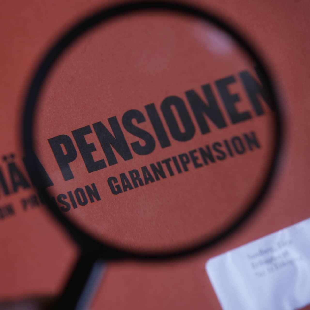 skatt på pension 2018