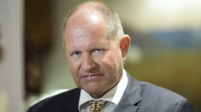 Rikspolischefen Dan Eliasson kritiserades av polisinspektören Anders Karlsson – nu stämmer facket in i kritiken. Foto: Sven Lindwall