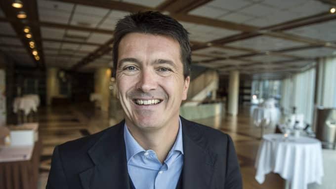 Odds andre son Ole Reitan, 43. Foto: Øistein Norum Monsen/Dagbladet