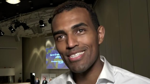 "Said Abdu (L) om Ullenhag: ""Bra med konkurrens"""