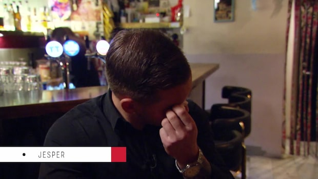Jesper Bengtsson i tårar – efter hoten mot familjen
