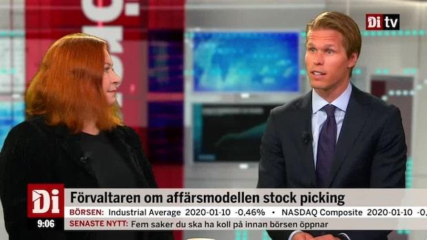 """Förvaltaren: """"2020-talet är till fördel för stock-picking"""""""