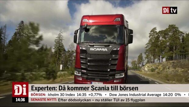 Experten: Då kommer Scania till börsen