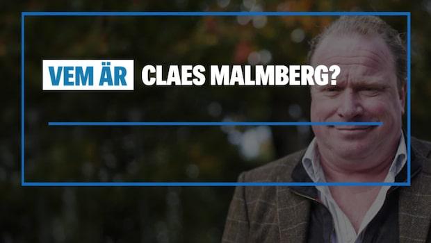 Vem är Claes Malmberg?