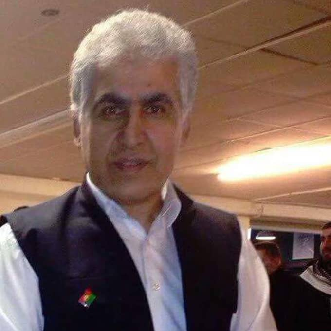 Ghafour Mohammadi, 52.