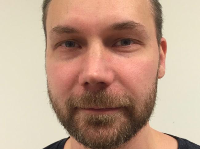 Jesper Enander, forskare och psykolog på Karolinska institutet