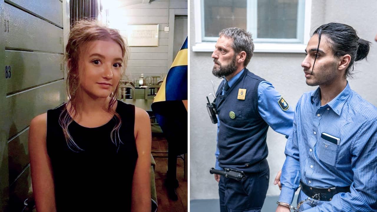 Wilma Andersson: Tisko Ahmed vill bli fri – i dag faller domen