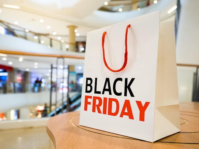 Men var försiktig – så här gör du för att inte bli lurad på Black Friday!