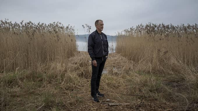 Rolf Sandberg är efter granskningen en kritiserad man. Foto: NICLAS HAMMARSTRÖM