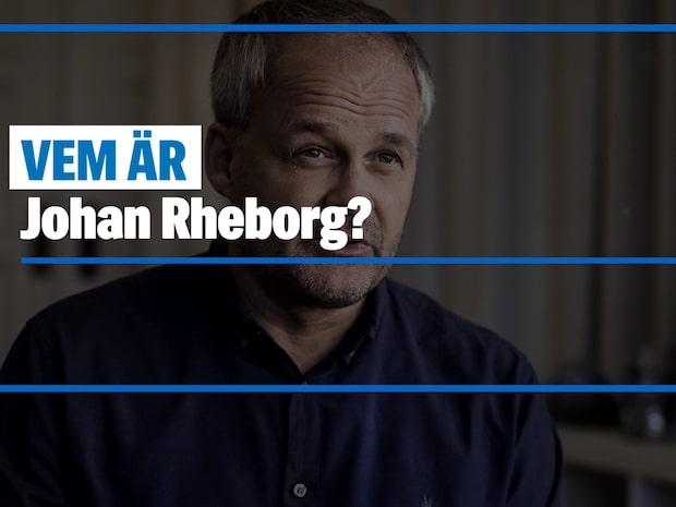 Vem är Johan Rheborg?