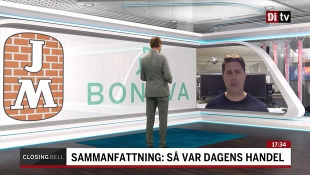 """Andersson: """"Panik i förra veckan, stabilisering i dag"""""""
