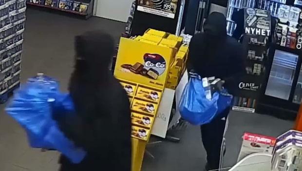Polisen efterlyser: Känner du igen rånartrion?