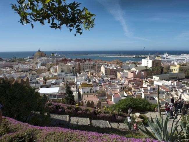 <span>Almería beskrivs ofta som Spaniens Marseille.</span>