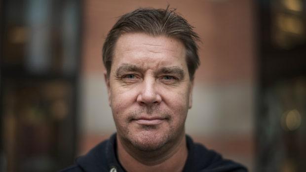 """Tommy Salo sjuk vid inspelningen av """"Mästarnas mästare"""""""