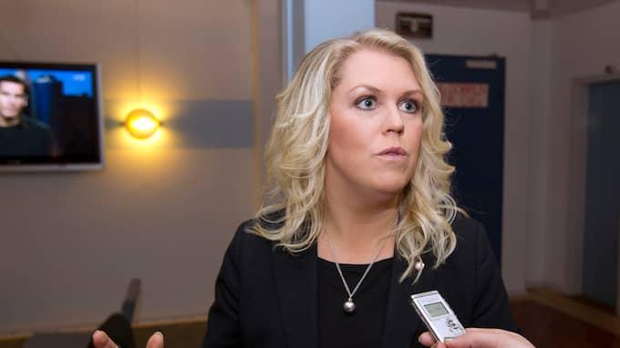 Den nya ministern blir Lena Hallengren.