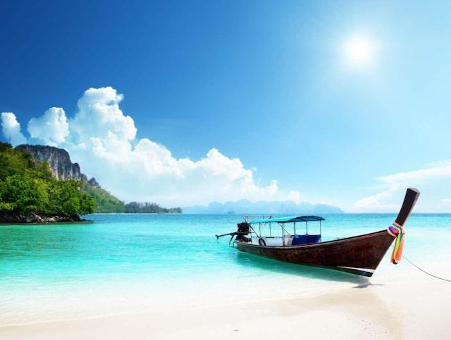 <span>Thailand är tillbaka – bokningarna till landet har gått upp med 26 procent.</span>