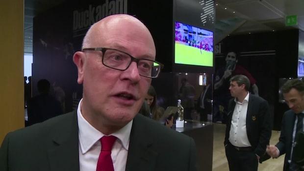 """Arsenal om Östersund: """"Blir ovanligt för oss"""""""