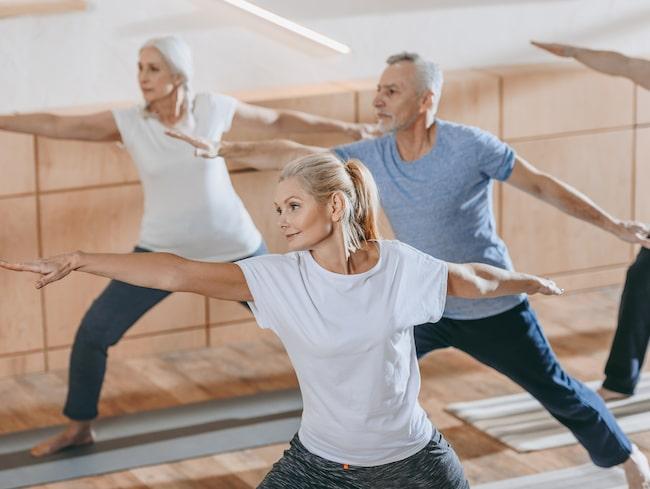 Sociala träningstyper kan förlänga livet, enligt en ny studie.