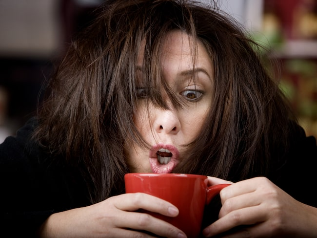 Hur känslig är du mot koffein?