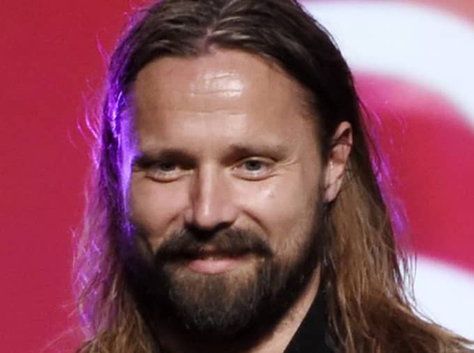 "Superproducenten Max Martin vann bästa pop-album för Taylor Swifts ""1989"". Foto: Chris Pizzello"