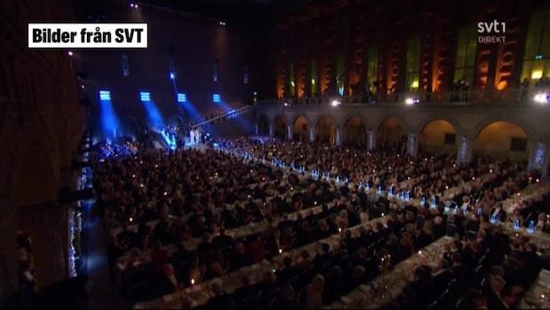 Nobelfesten - en magisk kväll