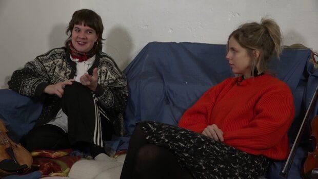 Sara och Samantha om folkmusikens matriarker