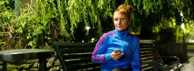 Ami Abelin. Foto: Sara Strandlund