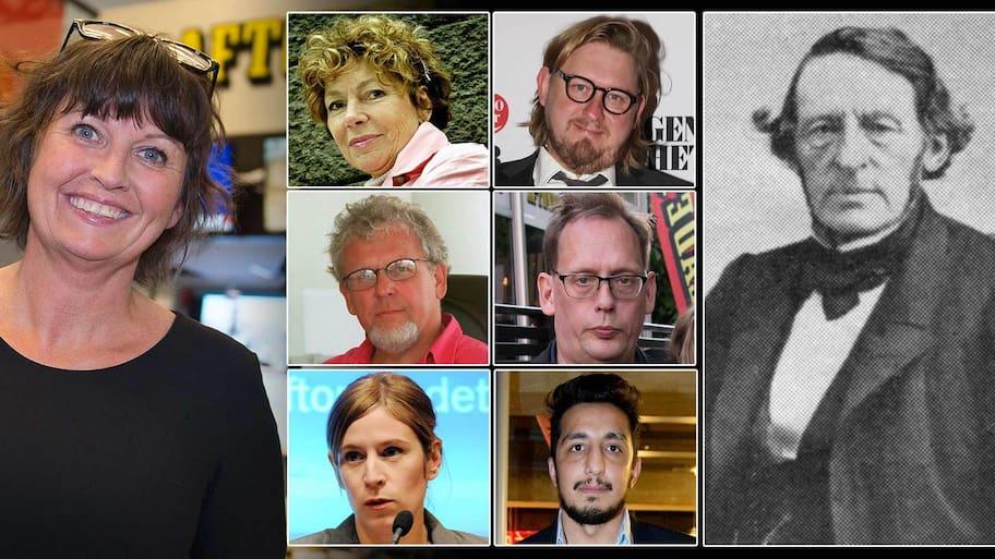 – Aftonbladets största turbulens! Slog Staffan Heimerson fast i programmet