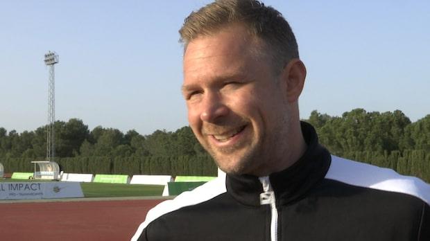 Pehrsson är nöjd med träningslägret i Marbella - detta händer nu