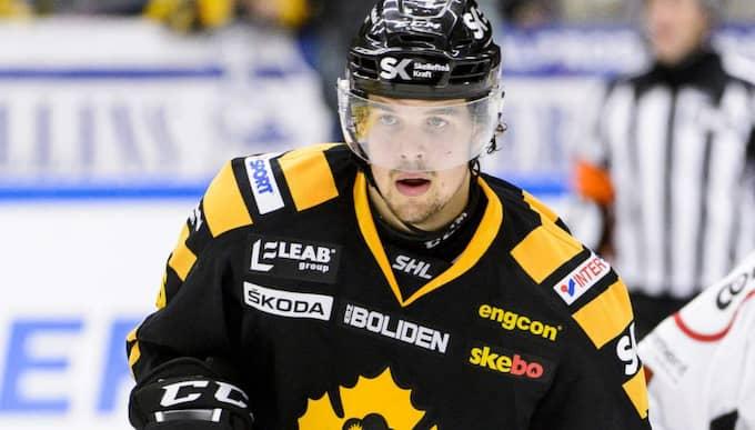 Axel Holmström. Foto: Olle Wande