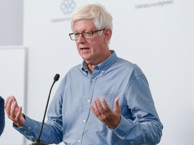 """Johan Carlson vädjar till yngre att hålla avstånd: """"Orimlig situation"""""""