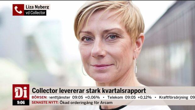 Vd Liza Nyberg om morgonens rapport