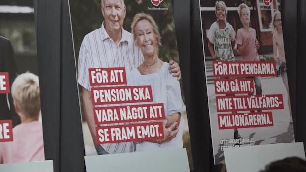 S mest trogna väljare lämnar Löfven