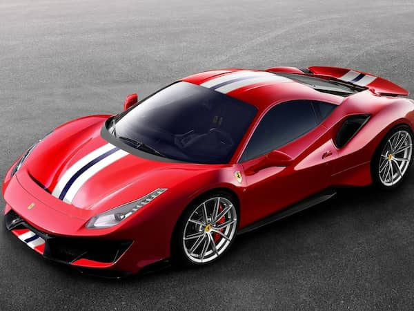 Ferrari dejting