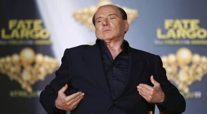 Silvio Berlusconi. Foto: Alessia Pierdomenico