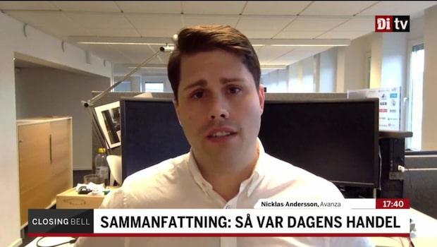 """Andersson: """"Det är inget som är roligt för spelbolagen"""""""