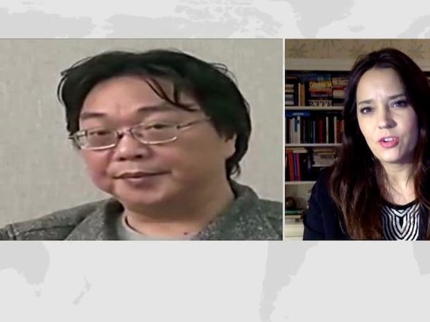 Så försvann bokförläggaren Gui Minhai i Kina