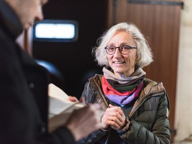 Maria Teresa Mascarello för vidare arvet från sin far och slåss för de gamla värderingarna och vinmakningsprinciperna.
