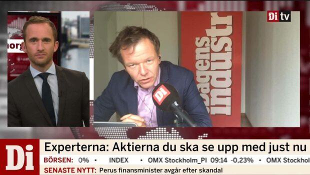 """Petersson: """"Inget köpläge i SCA-avknoppningen"""""""