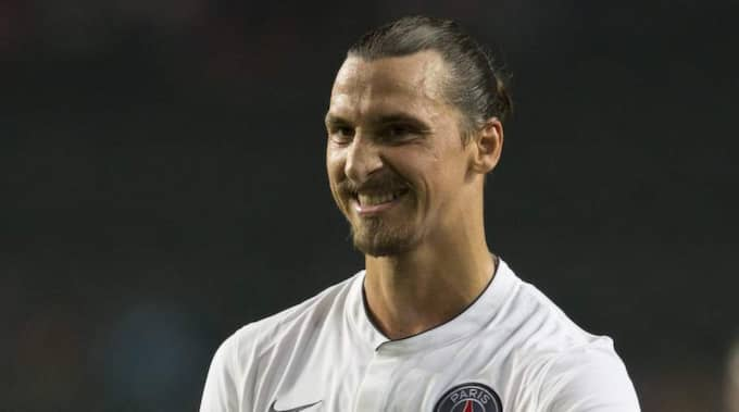 Zlatan Ibrahimovic. Foto: Jerome Favre / Epa / Tt