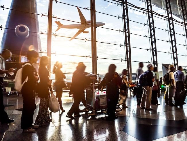 Nu erbjuder SAS kostnadsfri ombokning av alla biljetter med avresedatum mellan den 26 och 29 april 2019.
