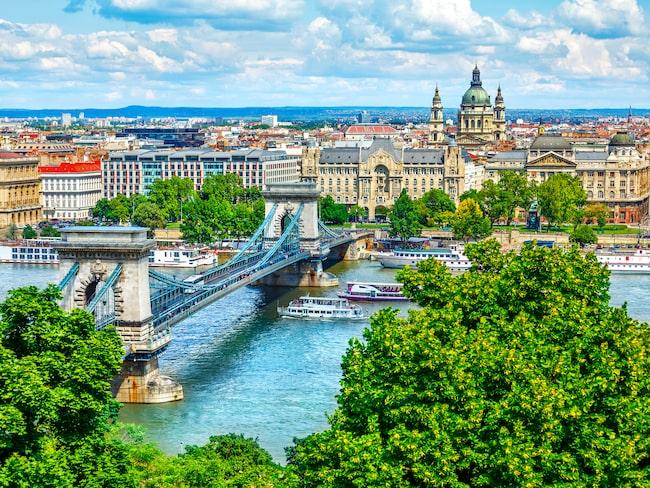 Ryanair startar direktlinje mellan Göteborg och Budapest.