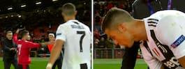 "Kaosscenerna: ""Ett utfall mot Ronaldo"""
