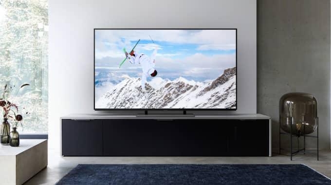 Första pris: Panasonics testvinnande 55'' EZ950 OLED TV med överlägsen bildåtergivning.