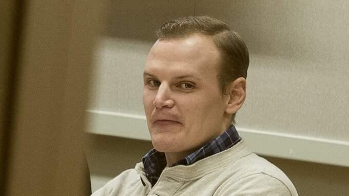 SMR-ledaren Emil Hagberg dömdes till åtta månaders fängelse efter attacken i Kärrtorp. Foto: Roger Vikström