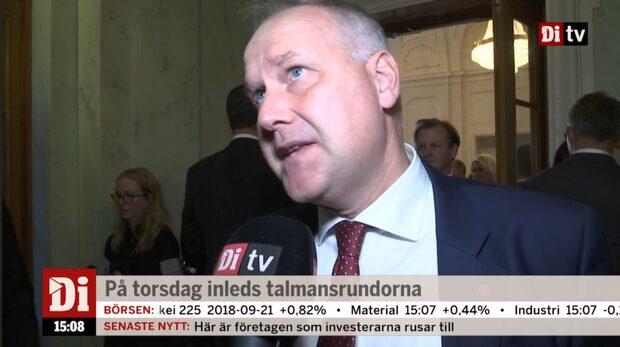 """Jonas Sjöstedt (V): """"Jag tänkte på eftertankens kranka blekhet"""""""